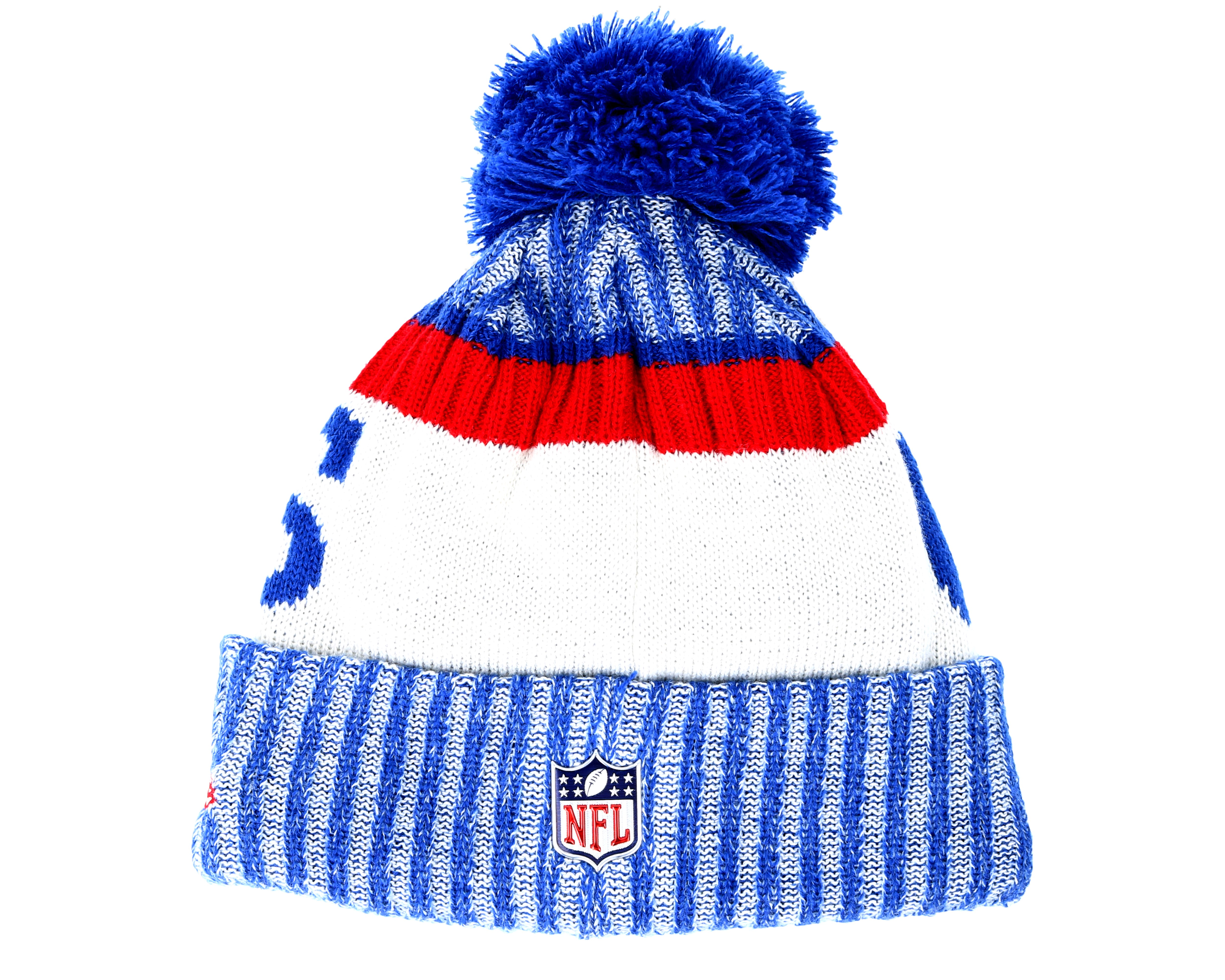 Knitting Stores Nyc : New york giants sport knit blue pom era lue