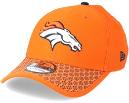 Denver Broncos Sideline 39Thirty Orange Flexfit - New Era