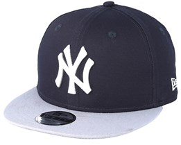 New York Yankees Jr Essentual 9Fifty Navy Snapback - New Era