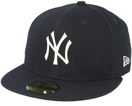 New York Yankees The Lounge 59Fifty Black Fitted - New Era