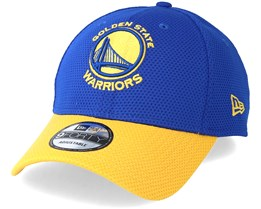 Golden State Warriors Team Mesh 9Forty Royal Adjustable - New Era
