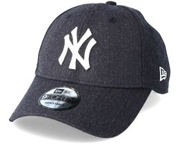 New York Yankees Season Heather 9Forty Navy Adjustable - New Era