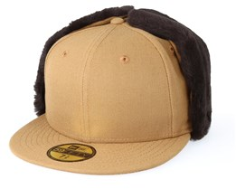 Premium Classic Dogear Khaki Fitted - New Era