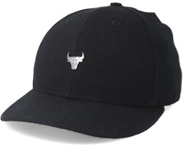 Chicago Bulls Pin Low Pro Green Fitted - New Era