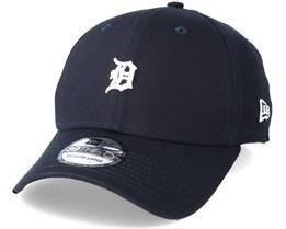 Detroit Tigers Mini Logo 39Thirty Navy Flexfit - New Era