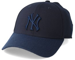 New York Yankees Club Cooper 39Thirty Navy Flexfit - New Era