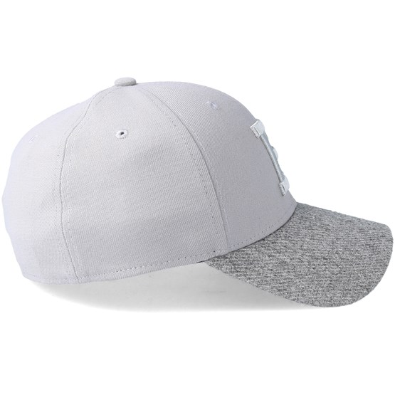 Brooklyn Dodgers Club Cooper 39Thirty Grey Flexfit - New Era caps ... eb4386eaed71