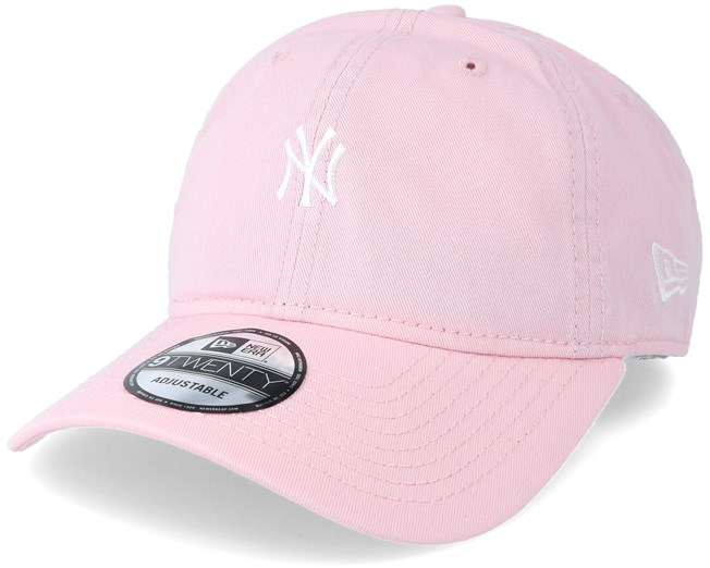 ... discount code for new york yankees 920 pastel micro pink adjustable new  era caps hatstore fb380 ... 4335e851a309