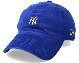 New York Yankees 9Forty Cord Unstructured Royal Adjustable - New Era