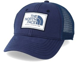 Kids Mudder Blue Trucker - The North Face