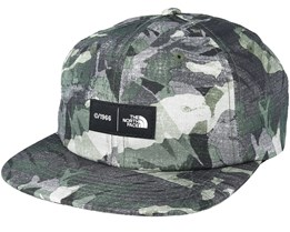 Pack Unconstructed Camo Snapback - The North Face