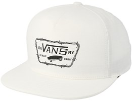 Drop V II White Snapback - Vans