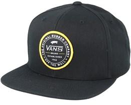 Drop V II Black Snapback - Vans