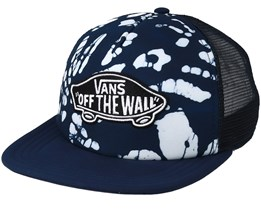Classic Patch True Trippin Dark Navy Trucker - Vans