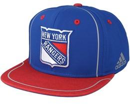 New York Rangers Bravo  Blue/red Snapback - Adidas