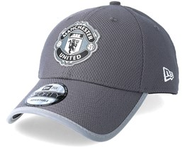 Manchester United Reflex Bind 9Forty Grey Adjustable - New Era