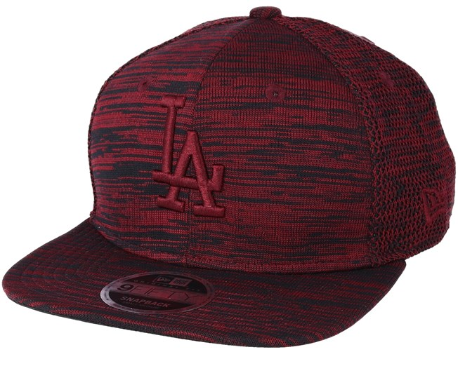 ... closeout wholesale los angeles dodgers engineered fit 9fifty red  snapback new era caps hatstore 8b88c b6255 e52277b0e788