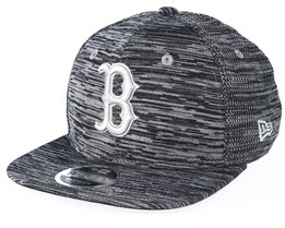 Boston Red Sox Engineered Fit 9Fifty Grey Snapback - New Era