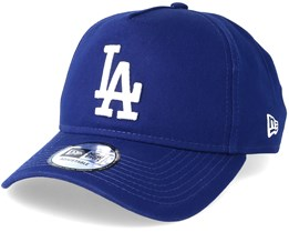 Los Angeles Dodgers Washed A Frame Dry Adjustable - New Era