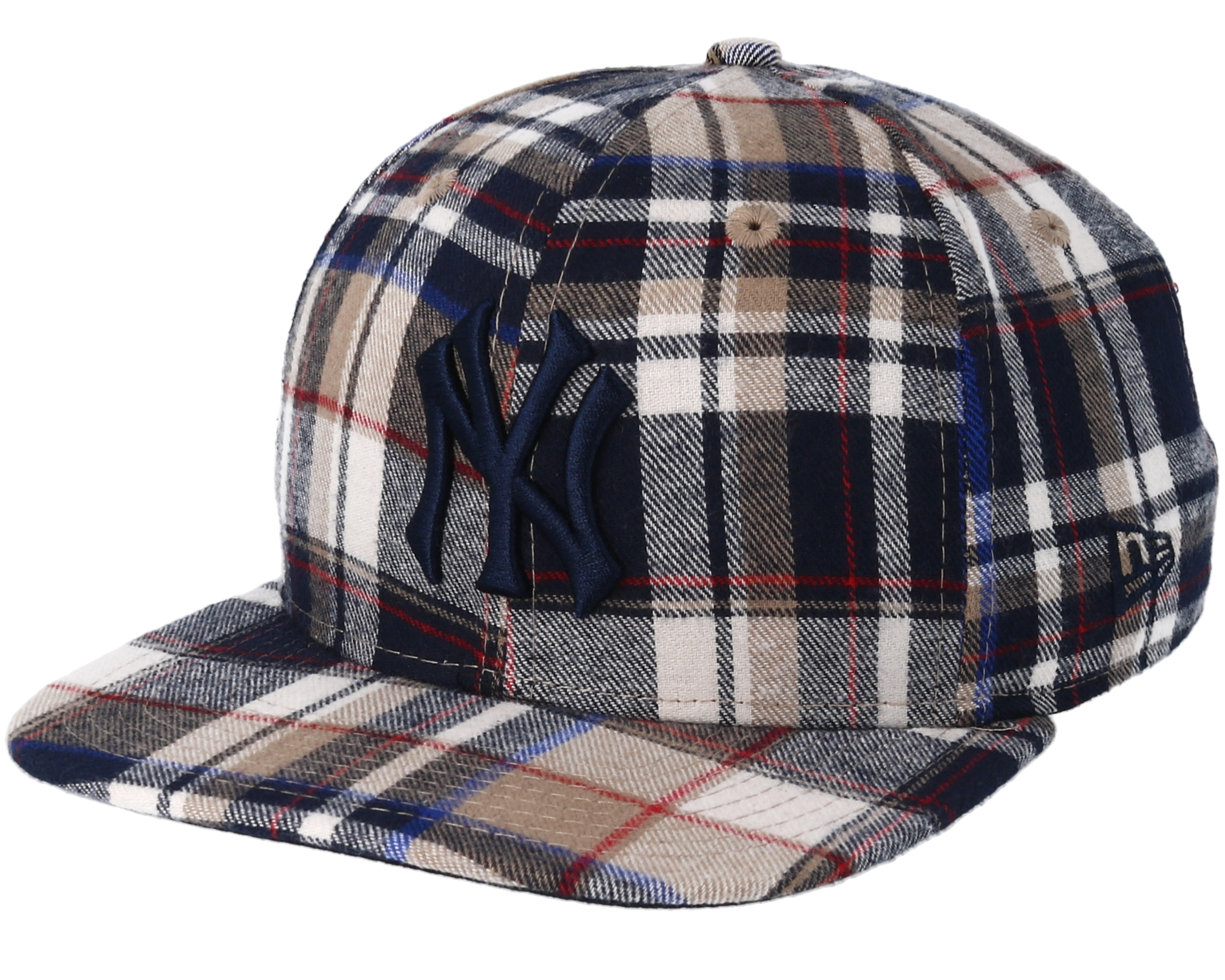 161187d4926 New York Yankees 9Fifty Spring Plaid Snapback - New Era caps ...