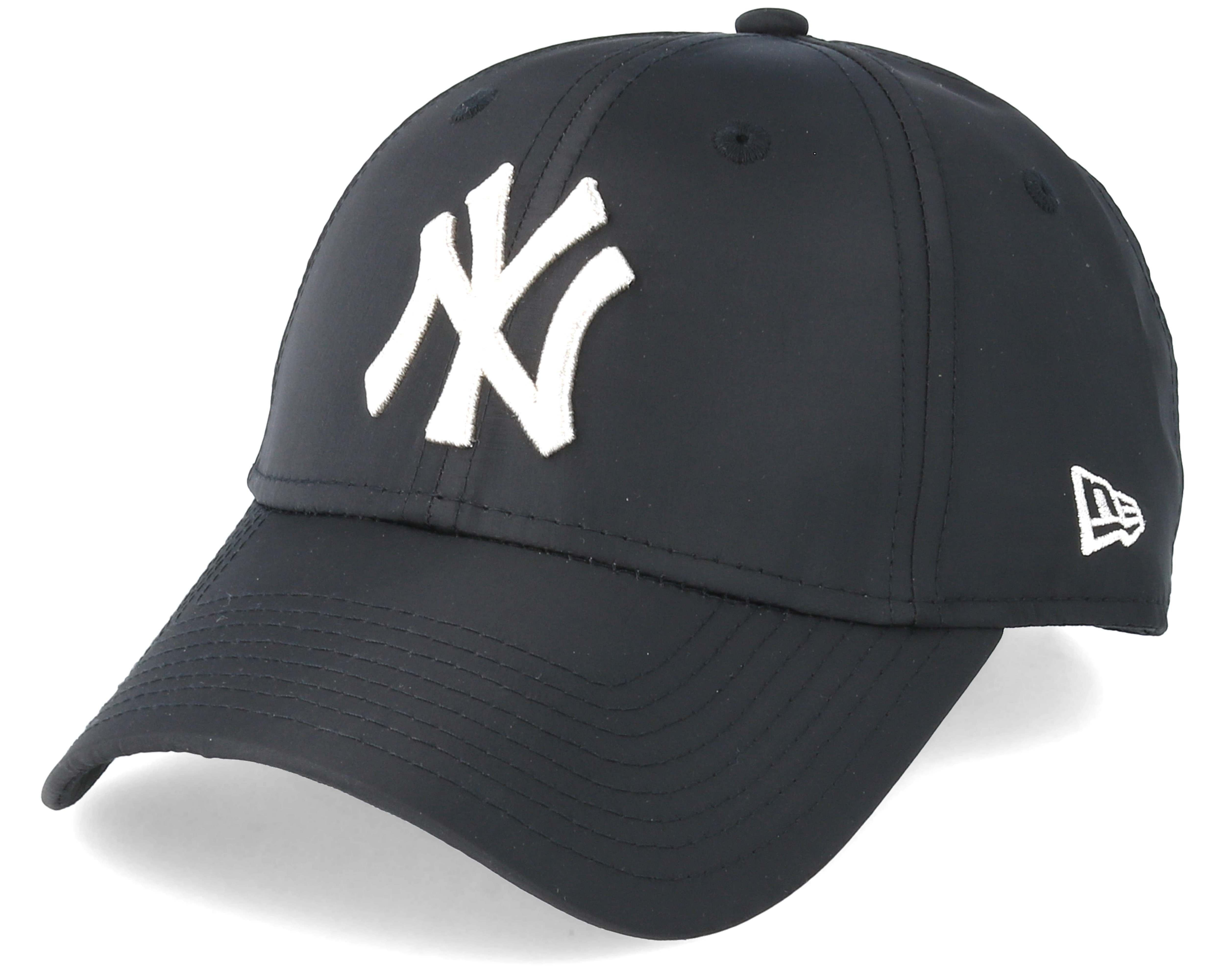 new york yankees sport womens 9forty black adjustable new era cap. Black Bedroom Furniture Sets. Home Design Ideas