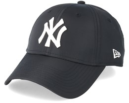 New York Yankees Sport Womens 9Forty Black Adjustable - New Era
