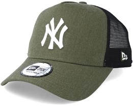 New York Yankees Trucker 9Forty Heather Green Adjustable - New Era