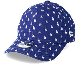 Kids Los Angeles Dodgers Monogram 9Forty Blue Adjustable - New Era