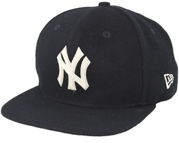 New York Yankees Melton 9Fifty Black Snapback - New Era