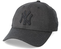 New York Yankees 39Thirty Heather Black Flexfit - New Era