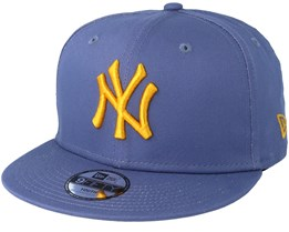 Kids New York Yankees League Essential 9Fifty Blue Snapback - New Era