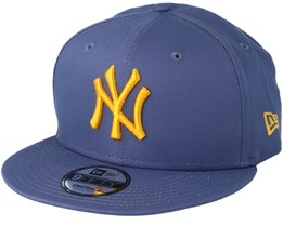 New York Yankees League Essential 9Fifty Blue Snapback - New Era