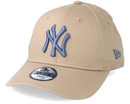 Kids New York Yankees League Essential 9Forty Camel Adjustable - New Era