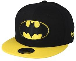 Kids Batman Essential 9Fifty Black Snapback - New Era
