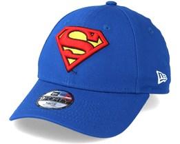 Kids Superman 9Forty Blue Adjustable - New Era