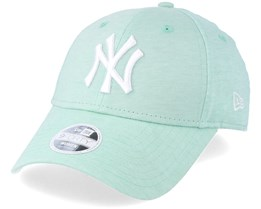 New York Yankees Womens 9Forty Min Green Adjustable - New Era