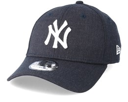 New York Yankees 39Thirty Team Heather Navy Flexfit - New Era