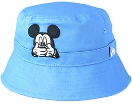 Kids Disney Xpress Mickey Mouse Sky Blue Bucket - New Era