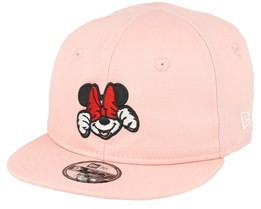 Kids Disney Xpress Infant 9Fifty Minnie Mouse Pink Snapback - New Era
