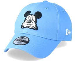 Kids Disney Xpress Mickey Mouse Sky Blue Adjustable - New Era