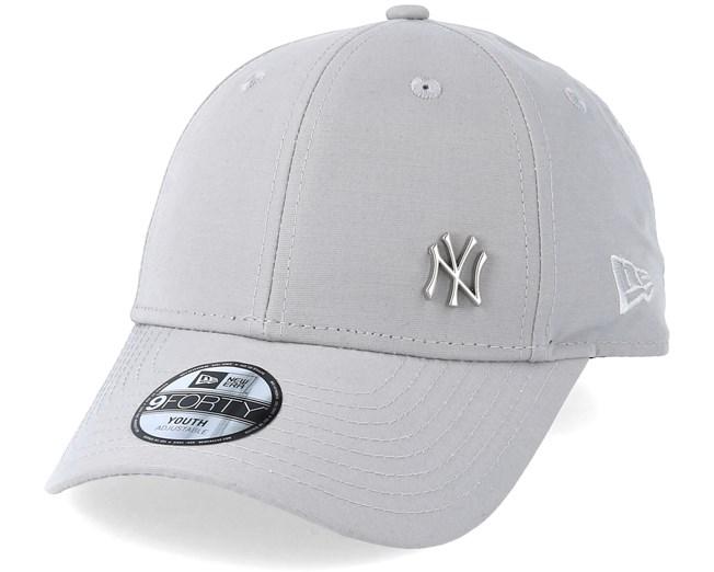 834f51626 Kids New York Yankees 9Forty Grey Adjustable - New Era - Bearded Man  Apparel - Hatstore.es