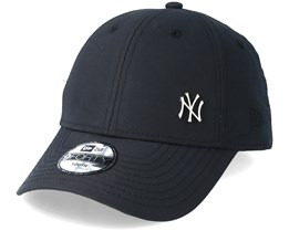 Kids New York Yankees 9Forty Black Adjustable - New Era