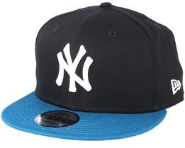 New York Yankees 9Fifty Black Snapback - New Era