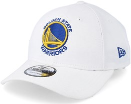 Golden State Warriors 9Fifty White Adjustable - New Era