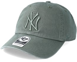 New York Yankees Clean Up Moss Adjustable - 47 Brand