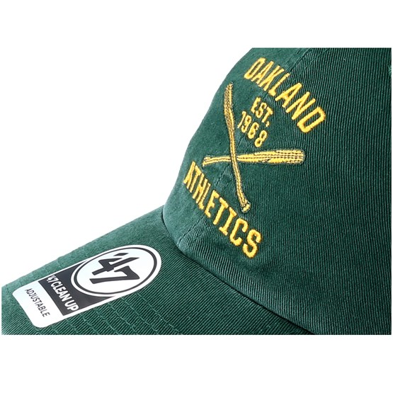 952f5be8a2689 ... store oakland athletics axis clean up adjustable 47 brand caps hatstore  19106 d4e4e