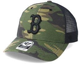 Boston Red Sox Branson Camo Trucker - 47 Brand