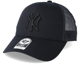 New York Yankees Branson Black Trucker - 47 Brand