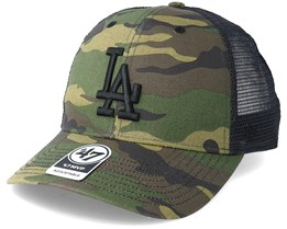 Los Angeles Dodgers Branson Camo Trucker - 47 Brand