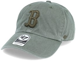 Boston Red Sox Clean Up Moss Adjustable - 47 Brand